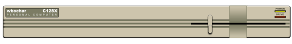C128X Graphic