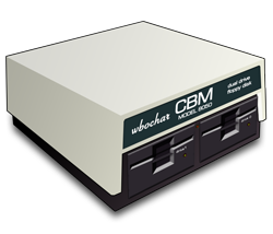 CBM 8050 Graphic
