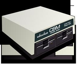 CBM 8050 Graphic