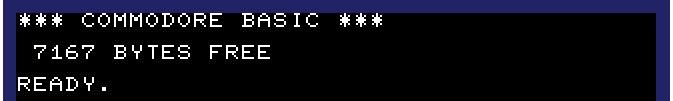 Pet 2001 Javascript Emulation