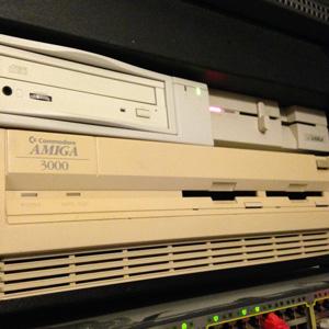 Amiga 1020 5 1/4 Floppy