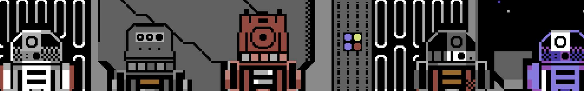 Uncle PETSCII's Droids of Star Wars (TRIAD/UPDOSW)